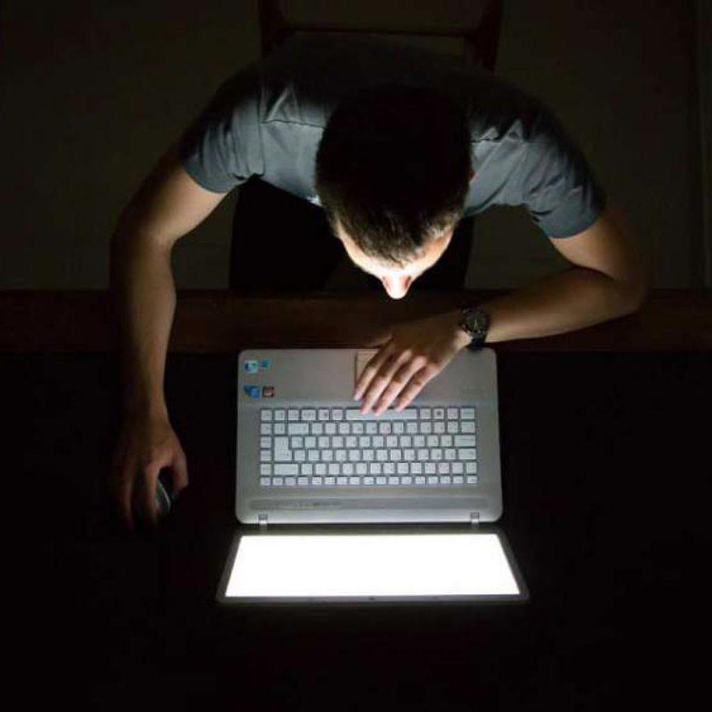 مطالعه در شب