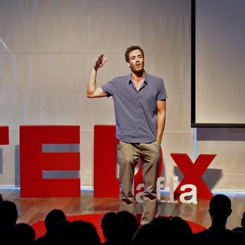 سخنرانی رن گاوریلی در تد