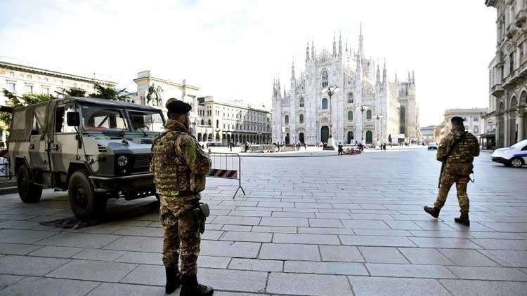 قرنطینه در ایتالیا