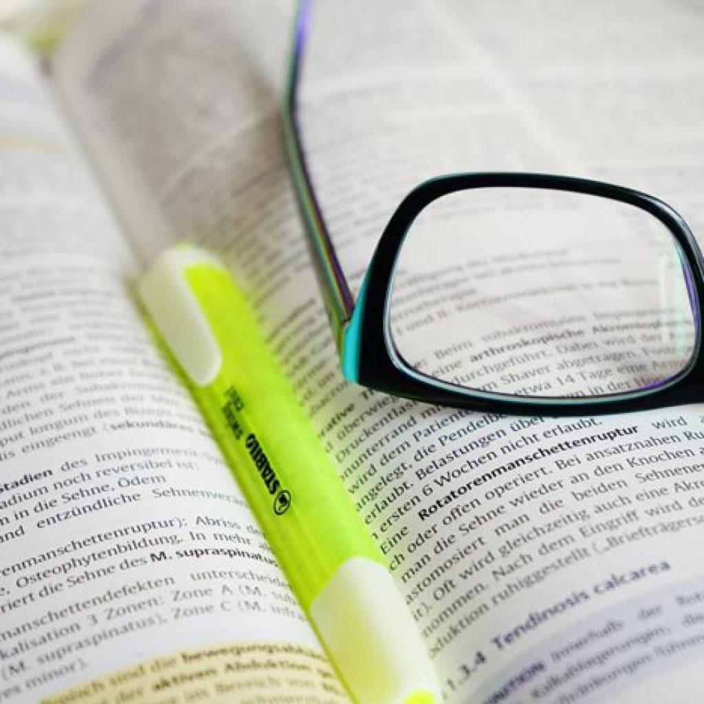 مطالعه انگلیسی
