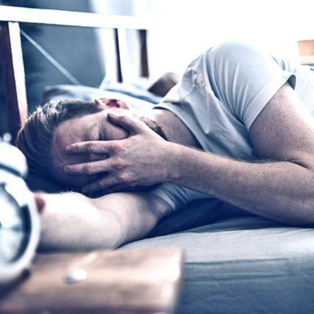 بد خوابیدن