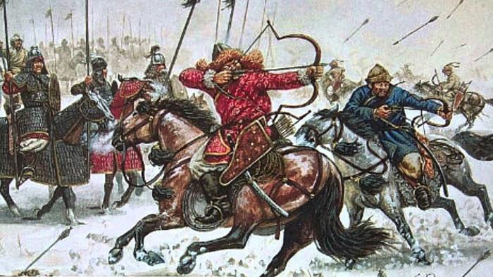 حمله مغولان