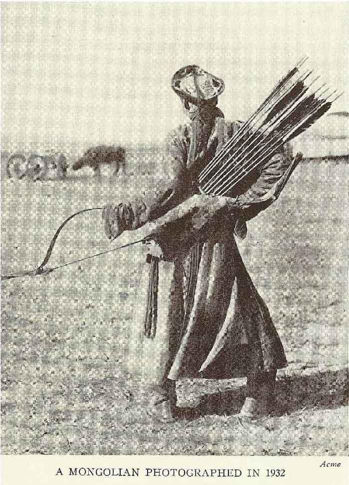 سرباز مغول