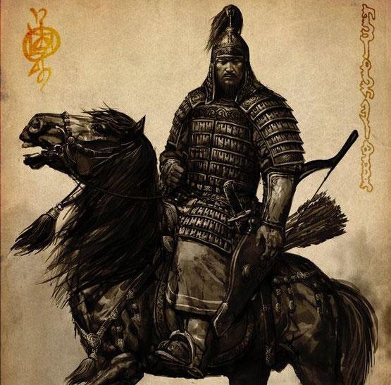 چنگیز خان مغول